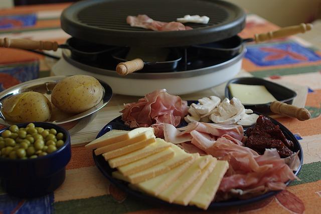 raclette in deutschland